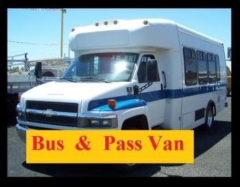 bus & van
